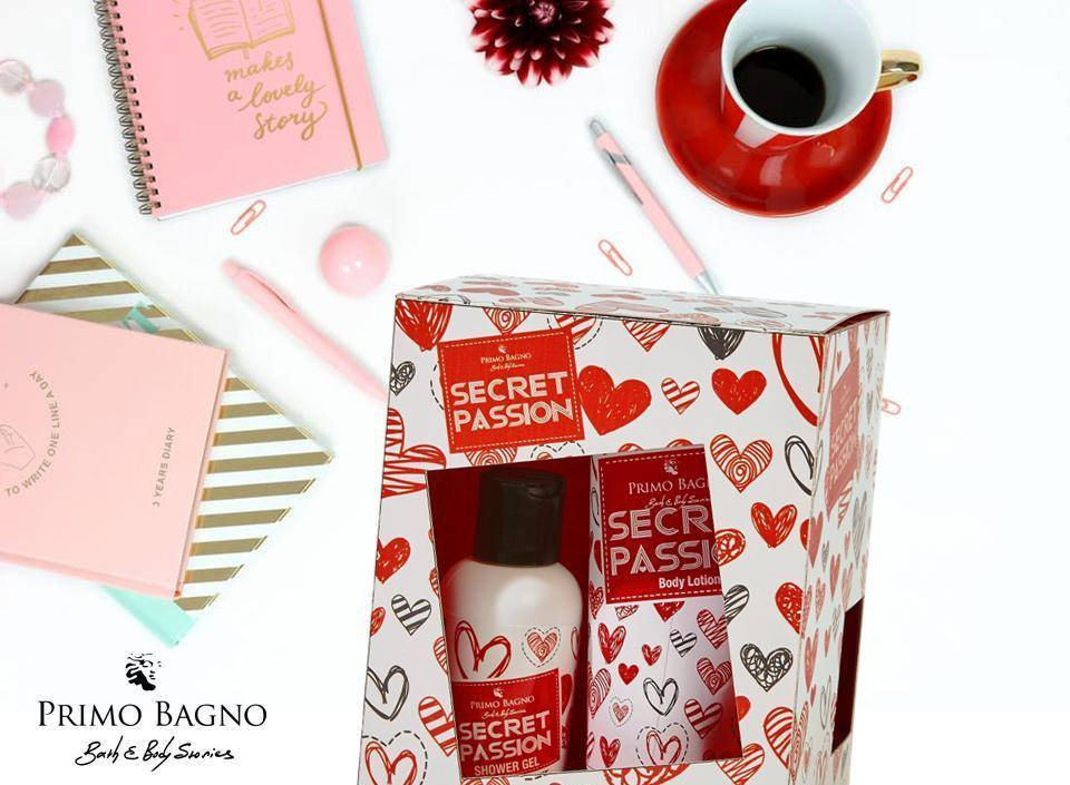 SECRET PASSION – Gift package