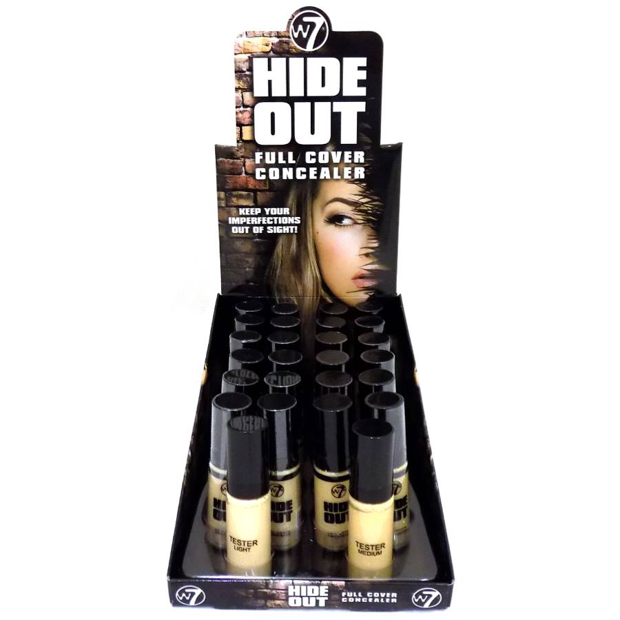 Hide Out – Full cover concealer